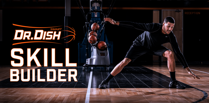 Women's Hoop Dirt | Dr  Dish Skill Builder Workout: Team Motion