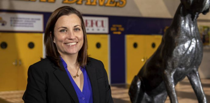 Womens Hoop Dirt Official Ualbany Announces Hiring Of Colleen