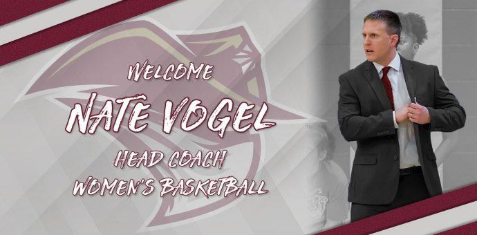 Womens Hoop Dirt Vogel Named Head Womens Basketball Coach At