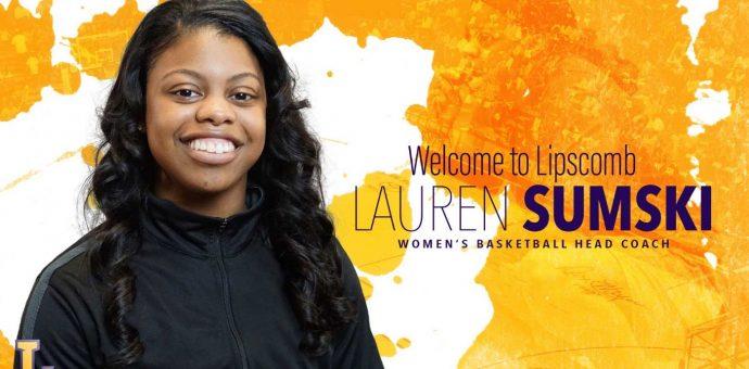 Womens Hoop Dirt Lipscomb Names Lauren Sumski Womens Basketball