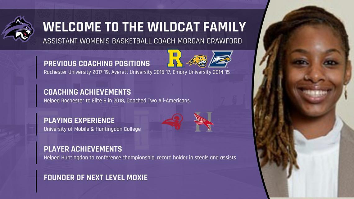 Stallings Adds Crawford to Wiley College Staff - Women's Hoop Dirt