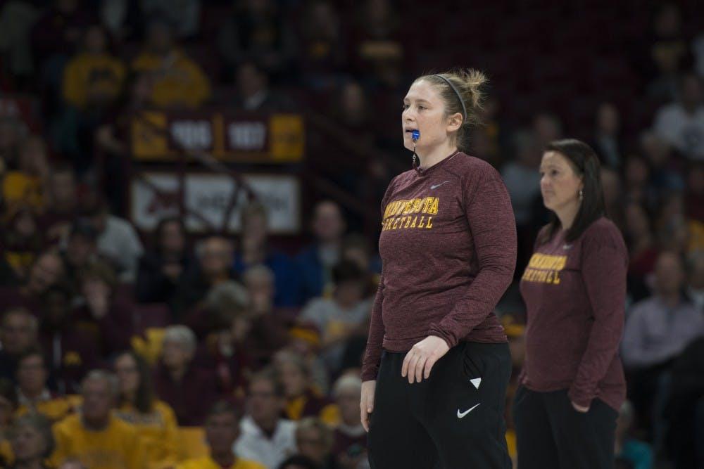 Whalen receives contract extension at Minnesota - Women's Hoop Dirt