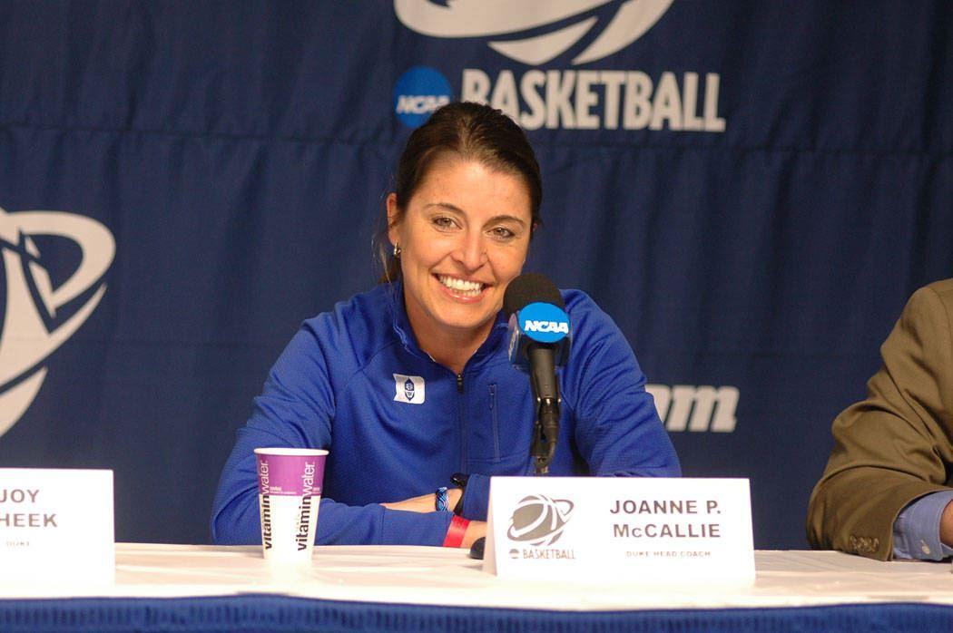 BREAKING: McCallie resigns as Head Women's Basketball Coach at Duke - Women's Hoop Dirt