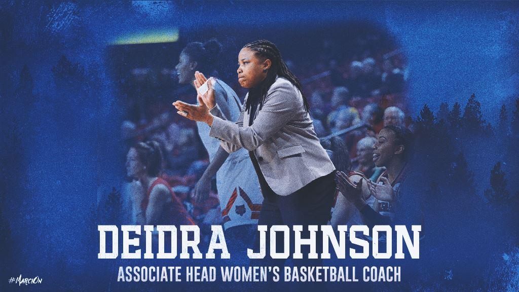 Deidra Johnson Named Indiana State Women's Basketball Associate Head Coach - Women's Hoop Dirt