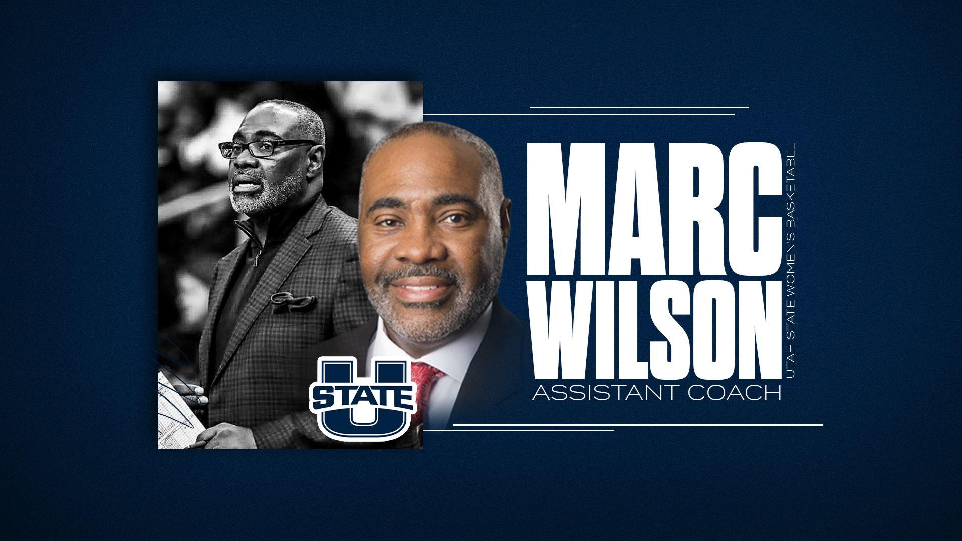 Utah State Women's Basketball Adds Marc Wilson as Assistant Coach - Women's Hoop Dirt